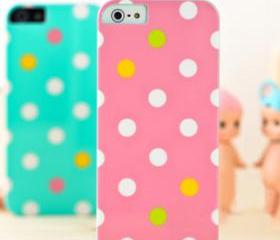 Polka Dots Sweet Case for iPhone 5